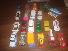 Matchbox Lesney Corgi etc Vintage Diecast Vehicles job lot