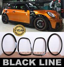 EXPRESS BLACK LINE Headlight & Rear light Trims for MINI Cooper JCW F55 F56 F57
