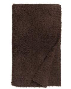 CozyChic Barefoot Dreams Blanket Throw Blanket 76x50 Brown Throw Blanket