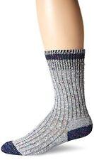 Wigwam Classic Fireside Crew Length Socks, Grey, Size Medium, New