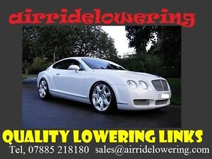 Bentley GT and Spur Air Suspension Lowering Links Module