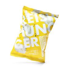 Reishunger Riz Chips de Bio Céréales Complètes Riz,Variété » Poivre Noir « (50g)