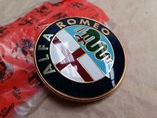 Stemma/fregio/logo/badge ALFA ROMEO ORIGINALE n:2400510160 74MM