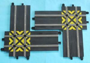 2 SCALEXTRIC C8210 90° CROSSOVERS 90 DEGREE ANGLE CROSS OVERS SPORT TRACK marked