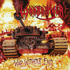 "Warbringer : War Without End VINYL Limited  12"" Album with CD 2 discs (2018)"