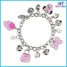 Disney Minnie Mouse Charm Bracelet brand new in box