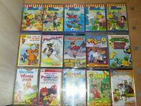 Kinderhörspielkassetten Bibi Blocksberg, Märchen, Walt Disney, Alf uvm.
