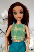 Barbie My Scene Chelsea MyScene Chillin' Out Red Hair Big Eyes Jointed