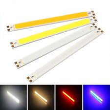 60x8mm Warm/Cool White 1W COB Chip Strip Bar Lamp DC 3V LED Panel Light