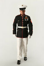 "DID 1/6 Scale 12"" US Marine Corps Ceremonial Guard Tony Action Figure A80087"