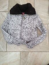 women's  River Island brown cardigan- Size10