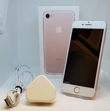 Apple iPhone 7 - 32GB - Rose Gold (Vodafone) A1778 - BOXED