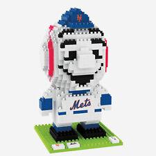 MLB New York Mets 3D BRXLZ Mascot Construction Set Unisex Fanatics