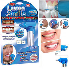 Luma Smile Teeth Whitening & Polish Machine With 5 Polishing Cups