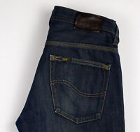 LEE Men Knox Scoop Straight Leg Jeans Size W32 L34 ALZ150