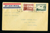 Australia Stamps 1929 Flight Cover Air Medical