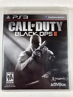 Call of Duty: Black Ops II - PlayStation 3 (PS3) COMPLETE - CIB - FREE SHIPPING