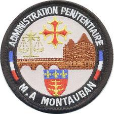 MAISON D'ARRET MONTAUBAN / PENITENTIAIRE - 7 cm