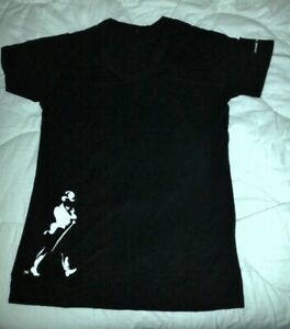 Tee shirt Johnnie Walker Black NEUF