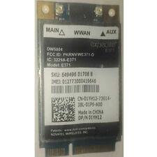 Dell DW5804 01YH12 Expedite E371 4G LTE/WWAN Novatel Wireless pcie card