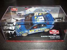 IXO ALTAYA SUBARU IMPREZA WRC MONTE CARLO 1997 P.LIATTI - F.PONS  1/43