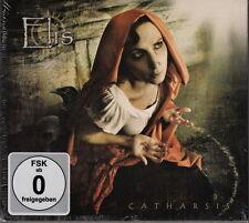 Elis/Catharsis (Limited Edition, CD Plus DVD,! nuevo!, soldado original)