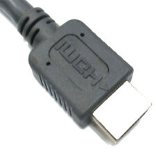 Mini HDMI Cable (type C) to  HDMI Cable (Type A) 1080P 3D for DC Phone Pad 1.5M