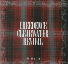Creedence Clearwater Revival - Performance ( Live ) ( CD ) NEW / SEALED