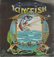 KINGFISH Alive in Eighty Five 85 LP NEW SEALD Related Grateful Dead