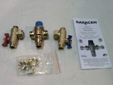 Saracen TMV2/3 Thermostatic Mixing Valve 15mm Compression