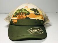 Disney Animal Kingdom Trucker Hat 22 APR 1998 Walt Disney World