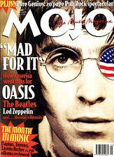 MOJO no. 30  May 1996  :  Oasis  /  Pub Rock  /  Beatles