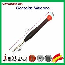 Screwdriver Trigram for Consoles Nintendo DS Lite 3DS Switch Wii Three Prong