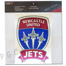 Newcastle Jets iTag Mega Decal Sticker