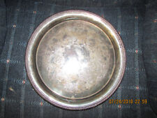 International Silver Co. Castleton Silver plate Tray Platter GREAT condition