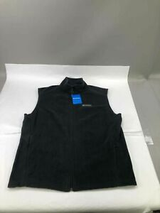 NWT Men's Columbia Dark Blue Vest, Sz. L