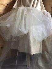 Victorian  Re Enactment Underskirt Costume Bustle Crinoline