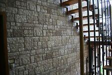 Wandverkleidung Verblendsteine Kunststein Steinoptik wandpaneele Styropor 3d