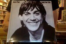 Iggy Pop Lust for Life LP sealed vinyl RE reissue