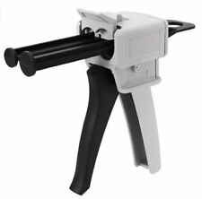 Glue Gun for Mixing 1:1 and 2:1 A+B Two Component Epoxy Resin - 50ml & 100ml