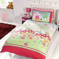 Fairy Tales Floral Bedding for Children