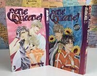 SHIPS SAME DAY Eerie Queerie Vol. 3 & 4 by Shuri Shiozu Manga Book In English