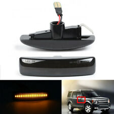 Dynamic LED Side Marker Repeater Light For Land Rover Discovery 3 &4