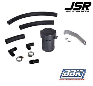 99-04 Ford Mustang GT BBK Performance Oil Catch Separator Can Passenger Side