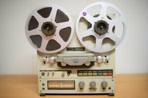 Highend 4 Spur Teac X-10 Tonbandgerät, guten Technische Zustand - Sammlerobjekt
