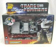 Transformers Generations Back To The Future 35th Edition Mash Up Gigawatt - New!