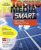 Tecnomedia Smart (4 tomi) + DVD + WEB, Lattes scuola media cod:9788880429173