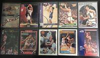 John Stockton Card Lot (10) NBA Utah Jazz