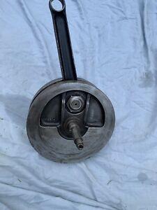 Velocette MAC crank Shaft N24/3