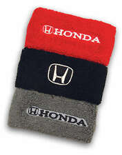 Grease Monkey Honda Official Licensed Wristband Set Red, Black, Grey
